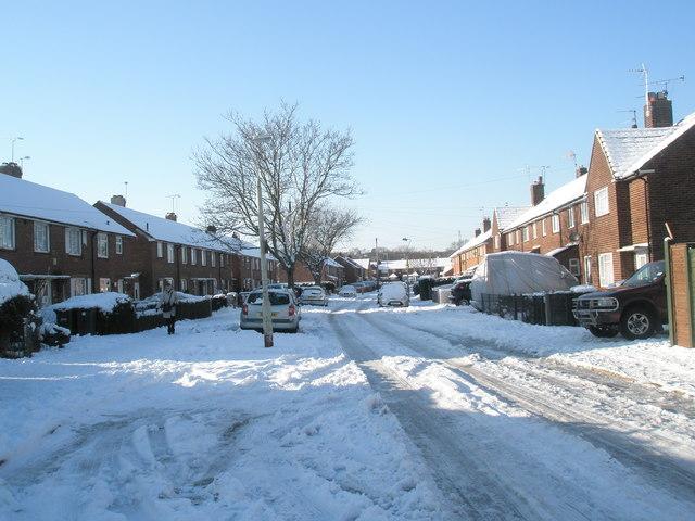 Thruxton Road