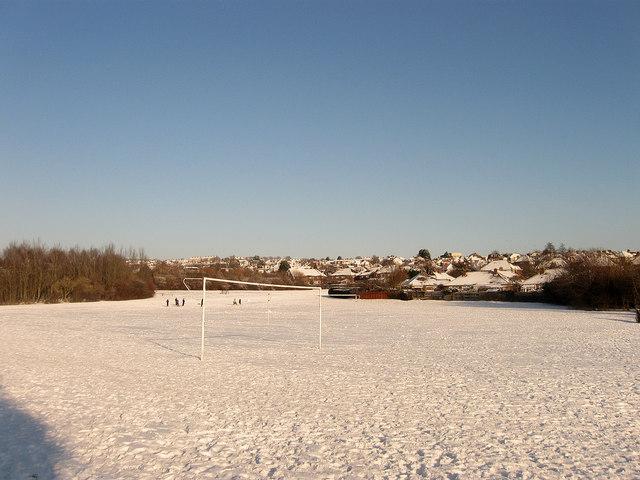 Greenleas Recreation Ground