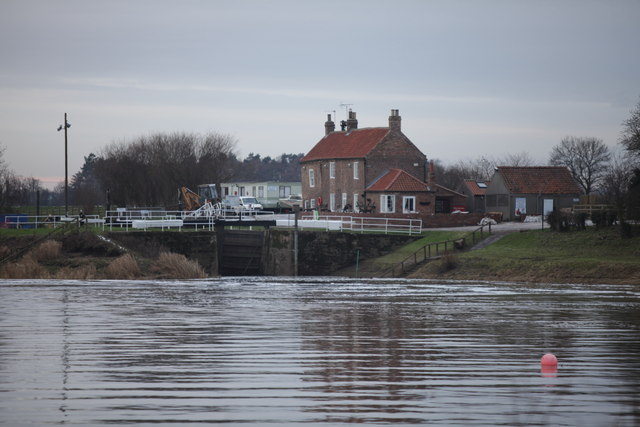 River Ouse and Linton Lock
