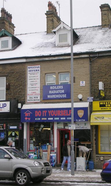 Do It Yourself - Bradford Road