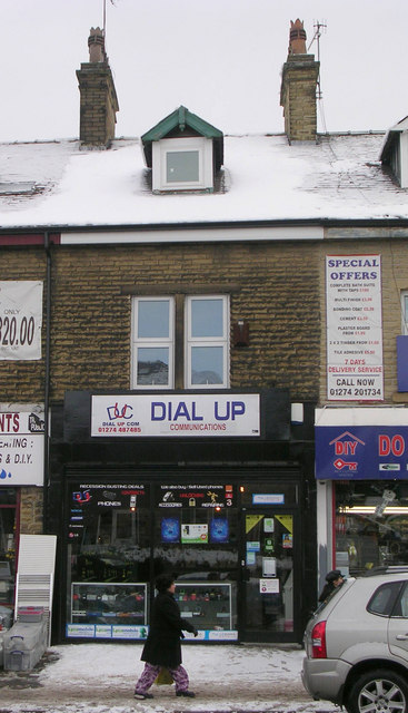Dial Up Communications - Bradford Road