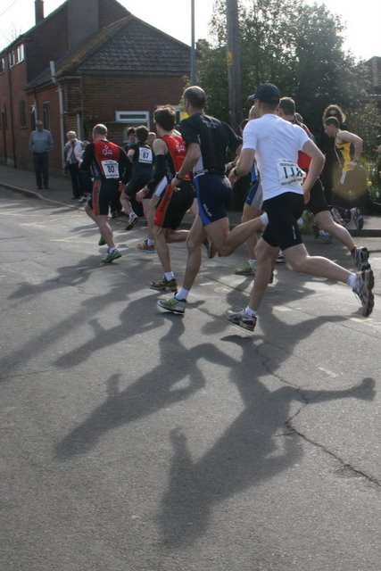 Diss Duathlon, High School
