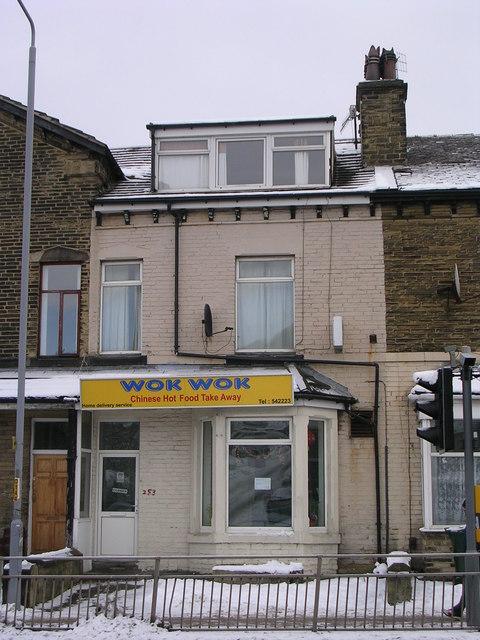 Wok Wok Takeaway - Bradford Road