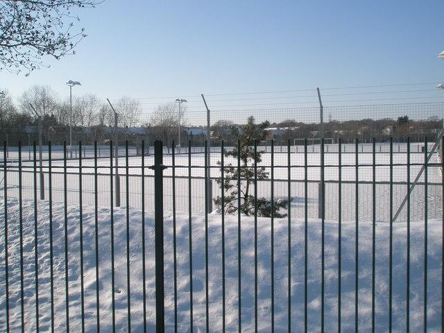 A day to test the all weather pitch at Park Community