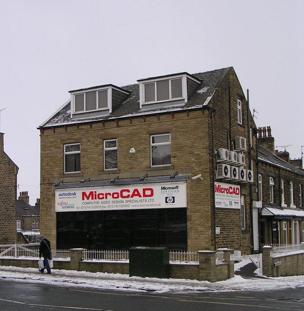 MIcroCAD - Bradford Road