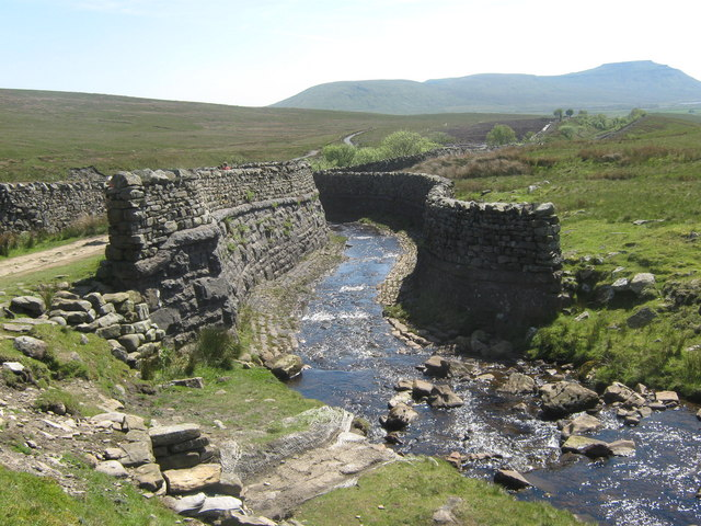 Little Dale Aqueduct and Force Gill, Cumbria