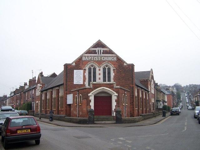 Hillsborough Baptist Church, Taplin Road, Hillsborough, Sheffield