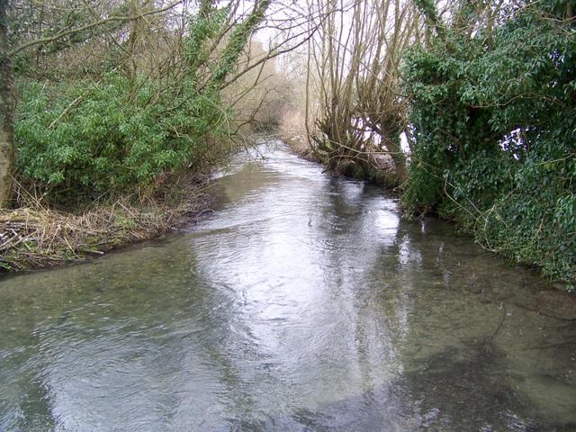 River Ebble, Bishopstone