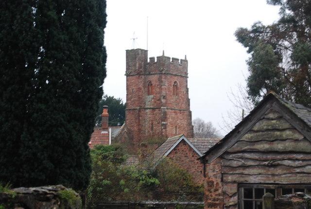 Bicknoller Church Tower