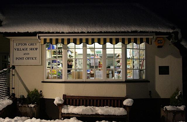 The Upton Grey Shop