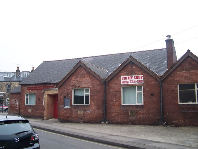Hillsborough Baptist Church Hall, Hillsborough, Sheffield - 2