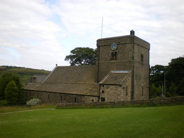 St Mary the Virgin, Oxenhope