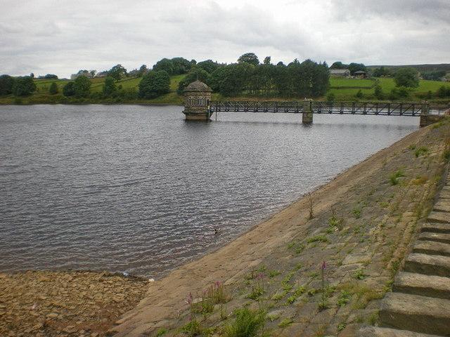 Lower Laithe Reservoir