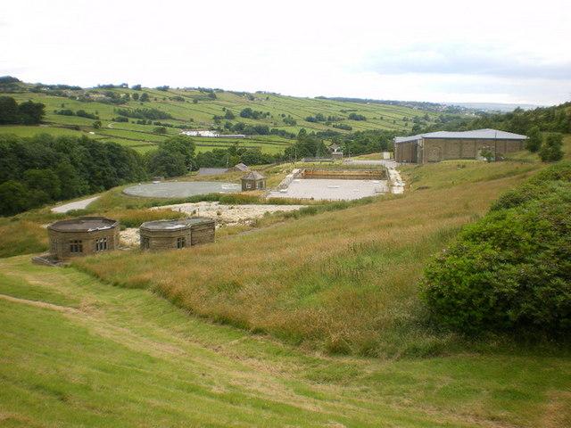 Sladen Valley Water Treatment Works