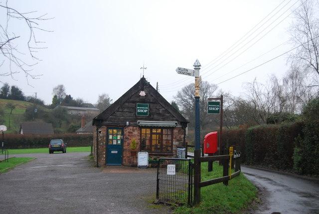 Bicknoller Shop
