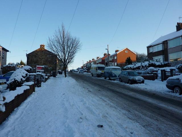Fecitt Brow, Blackburn