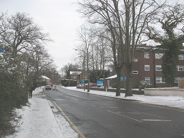 Elmstead Lane, Chislehurst