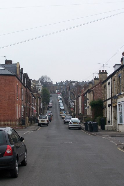 Hawthorn Road, Hillsborough, Sheffield