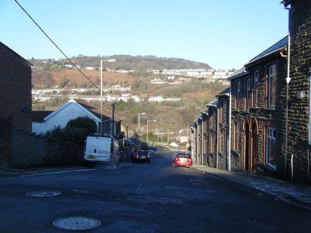 Quarry Road.