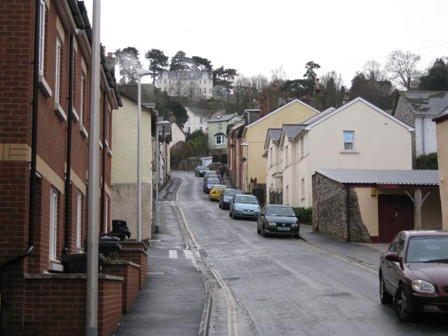 Tudor Road, Newton Abbot