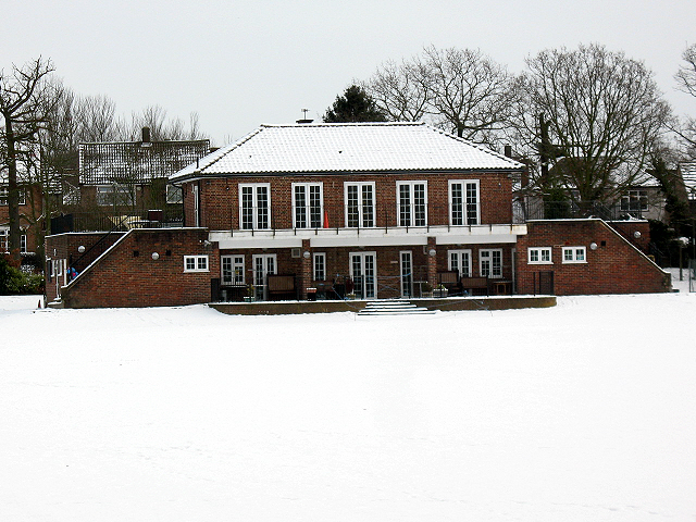 Elmstead Sports & Country Club: pavilion