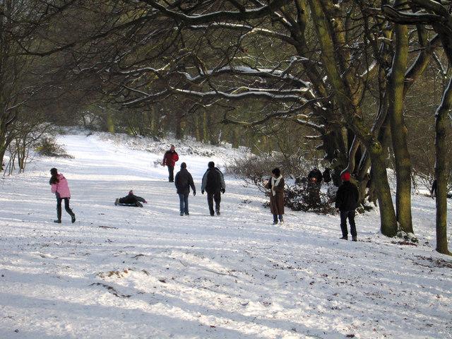 Path from the Wrekin