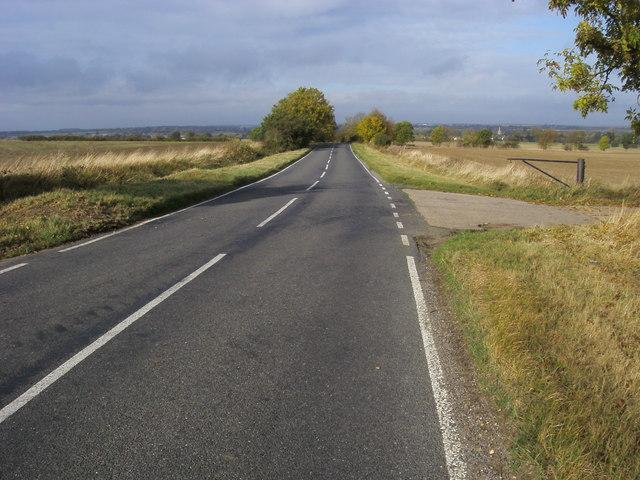 Graveley Road