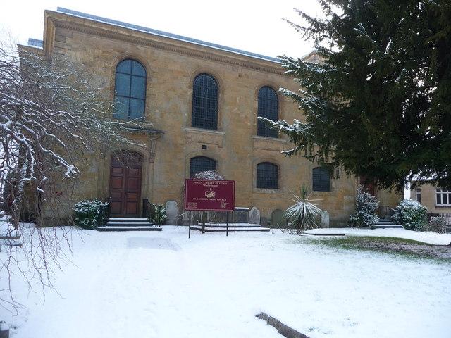 Tiverton : St George's Parish Church