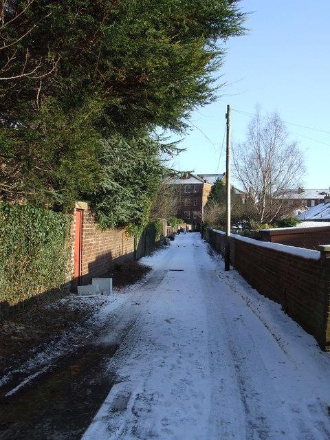 Fotheringay Lane