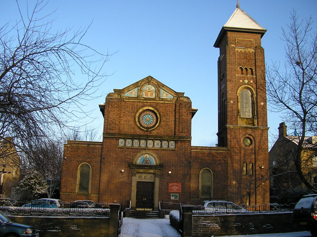 St Peter's R. C. Church, Leeds Road, Bradford