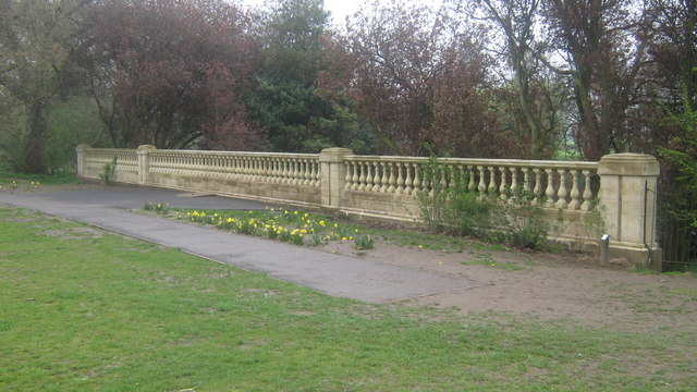Bridge in Darley Park, Derby