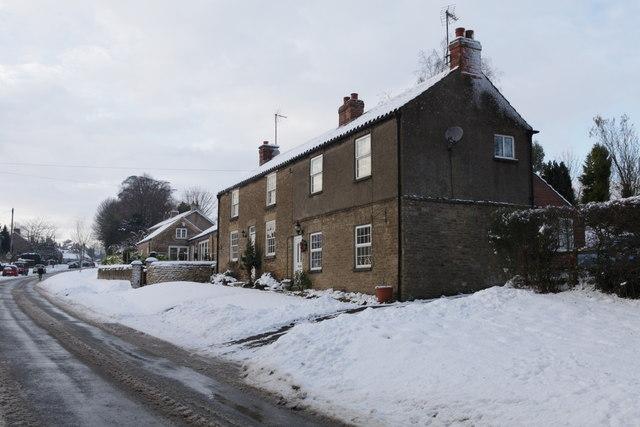 Terrington Village Houses