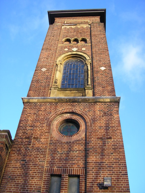 The Bell Tower, St Peter's R.C. Church, Leeds Road, Bradford