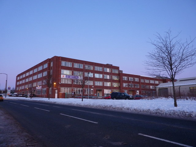 Part of The Glenfield Business Park Centre