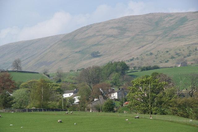 The village of Gawthrop
