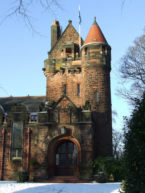 Pollokshields Burgh Hall