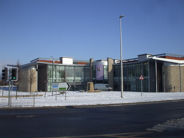 North Somerset Court House, Weston-super-Mare