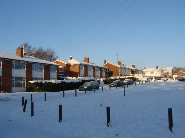 South Road, Bisley