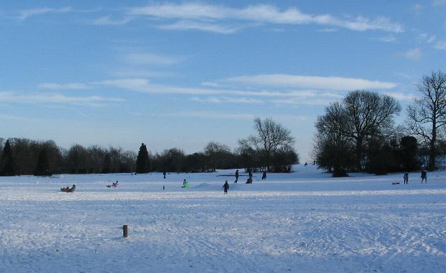 Recreation, Allesley Park
