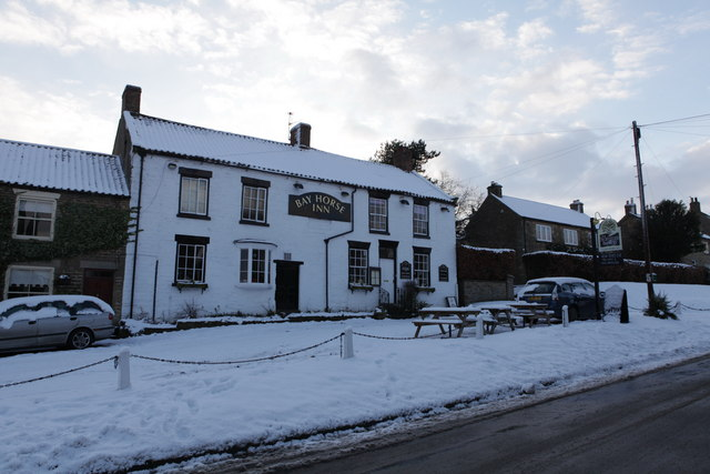 Bay Horse Inn, Terrington