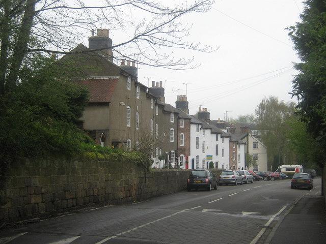 Mile Ash Lane, Darley Abbey, Derby
