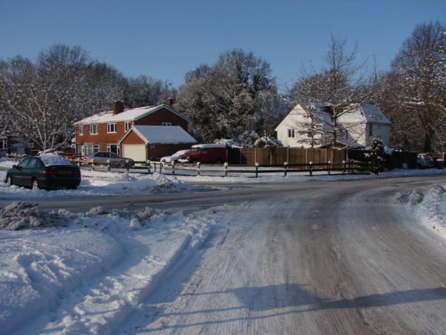 Shaftesbury Road, Bisley