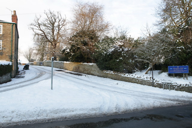 Church Lane Terrington