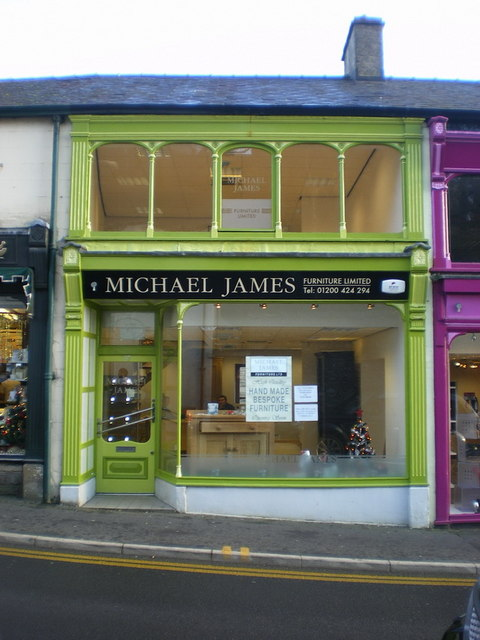 Michael James Furniture Ltd, Moor lane