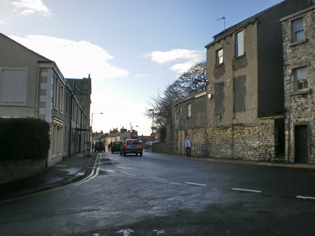 Lowergate, Clitheroe