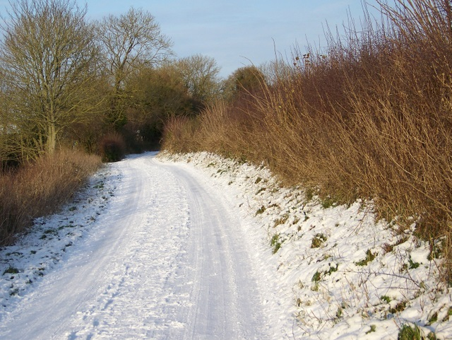 Mill Lane, Bishopstone