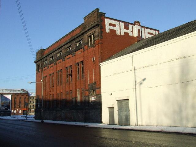 Former telephone exchange