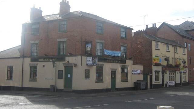 The Ram Inn and Woodlark Pub, Derby