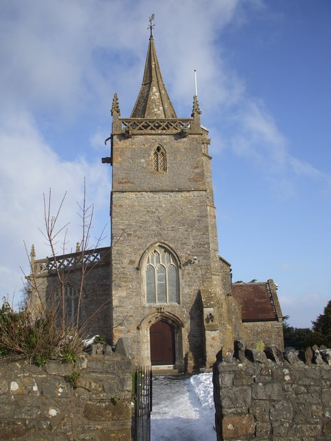 St Martin's Church, Worle