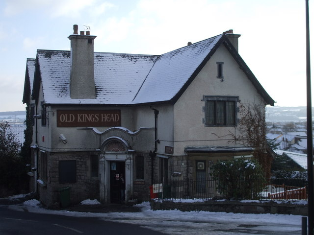 The Old King's Head, Worle